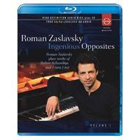 Ingenious Opposites, Vol. 1: Schumann, Liszt (Music CD)
