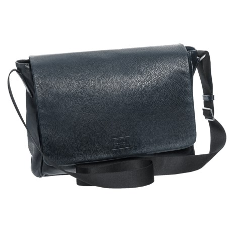 Collezioni Messenger Bag - Leather (for Men)