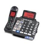 ClearSounds CLS-A1600BT Dect_6.0 1-Handset Landline Telephone