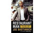 Restaurant Man Publisher: Penguin Group USA Publish Date: 7/30/2013 Language: ENGLISH Pages: 275 Weight: 1.06 ISBN-13: 9780142196847 Dewey: 647.95092