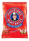 Uncle Joes Mint Balls 98g Bags Pack of 5