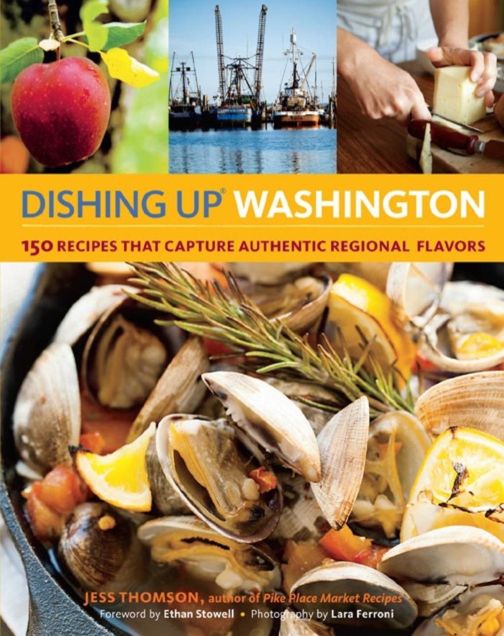 Dishing Up® Washington (ebook)
