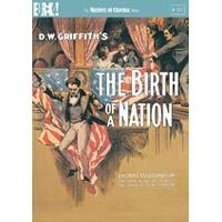 The Birth of a Nation (1915) (Masters of Cinema)
