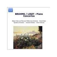 BRAHMS/LISZT - Piano Concertos (Rahbari, Dohnanyi)