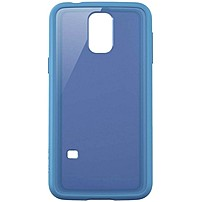 Belkin Air Protect Grip Vue Protective Case For Galaxy S5 - Smartphone - Civic Blue - Tint - Plastic F8m915b1c01
