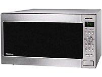 Panasonic Nn-sd762s 1250 Watts Microwave Oven - 1.6 Cubic Feet - Stainless Steel