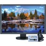Nec Ea304wmi-bk-sv Wqxga Widescreen Desktop Monitor