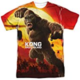 Kong: Skull Island- Attack Of The King T-Shirt Size XL