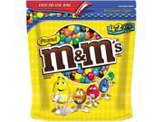 M & M's 32437 Milk Chocolate Coated Candy W/peanut Center, 42 Oz Bag