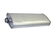 Crown Automotive 5096297aa Muffler And Tailpipe By Crown Automotive