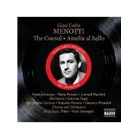 Menotti: Amelia at the Ball; (The) Consul (Music CD)