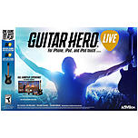 Activision 047875874350 Guitar Hero Live (mobile) Gaming Bundle For Ios