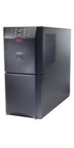 Apc Smart-ups Sua2200x115 2200va Tower Ups With L5-20p (4) 5-15r (2) 5alt-20r