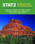 STAT2 offers students who have taken AP Statistics or a typical introductory statistics college level course to learn more sophisticated concepts and the tools with which to apply them.<BR/><BR/>The authors' primary goal is to help students gain facility in the use of common statistical models.  The text instructs students on working with models where the response variable is either quantitative or categorical and predictors (or explanatory factors) are quantitative or categorical (or both).  The chapters are grouped to consider models based on the type of response and type of predictors.