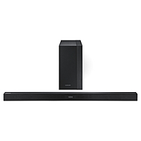 Samsung Hw-k450 Sound Bar Speaker - Portable, Wall Mountable - Wireless Speaker(s) - Black - Dolby Digital, Surround Sound, Dts 2.0 Channel, Dts - Wireless Lan - Bluetooth - Usb - Tv Soundconnect, Night Mode, Anynet , Digital Signal Processing (dsp), 3d V