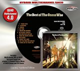 The Best Of The Guess Who (Hybrid SACD 4.0 Multichannel)