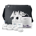 Avent Scf334/02 Double Electric Breast Pumps