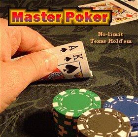 Master Poker: Professional No-limit Texas Hold'em Software v2 (Win98 thru Win7)