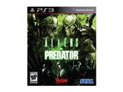 Alien VS Predator Playstation3 Game SEGA