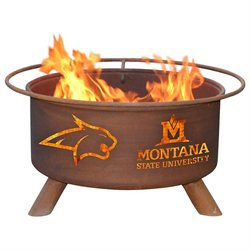 Montana State Fire Pit