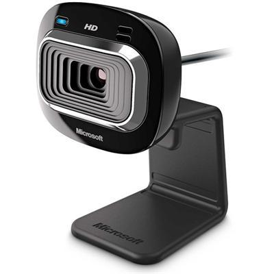 Microsoft T4h-00002 Lifecam Hd-3000 For Business - Web Camera - Color - 1280 X 720 - Audio - Usb 2.0