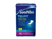 Goodnites Tru-fit Disposable Absorbent Inserts Boys & Girls Refill Pack