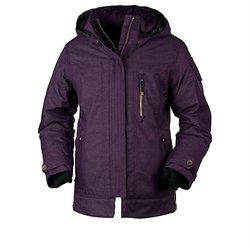 Obermeyer Iconic Girls Ski Jacket