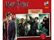 Harry Potter 1000 Piece Puzzle By Go! Games
