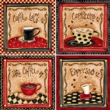 CoasterStone AS9030 Absorbent Coasters, 4-1/4-Inch,