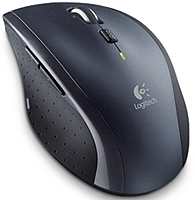 With the Logitech M705 910 001935 Marathon Mouse you can forget the hassle, expense, and waste of frequent battery changes