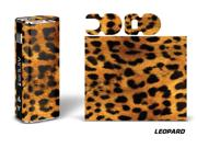Designer Decal For Eleaf Istick 20w Vape - Leopard