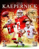 Colin Kaepernick 2012 Portrait Plus Photo Photograph