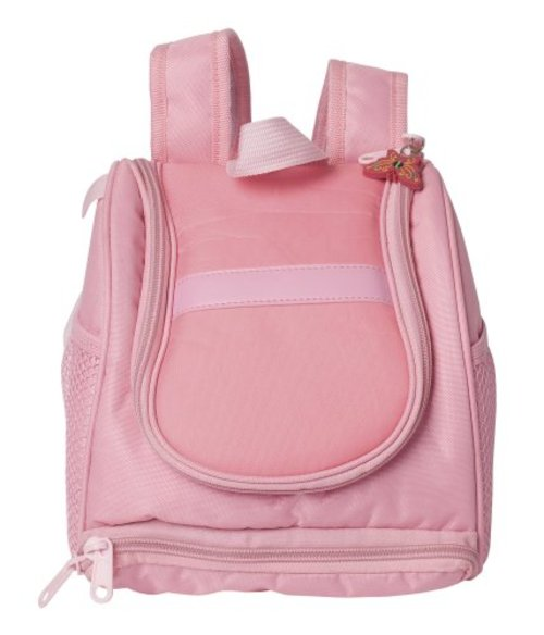 Edutainment Solutions 676169600872 60087 Go Pak Travel Backpack For Leapster, Leapster 2 - 3-10 Years - Pink