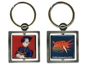 Burst Angel Sei Metal Key Chain