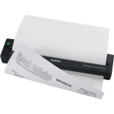 Brother PocketJet 6 Plus Direct Thermal Printer - Monochrome - Portable - Thermal Paper Print
