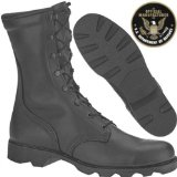 Altama US Military Specification Speedlace Boot Mens - Black 5 wide