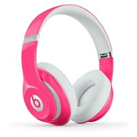 Beats Studio Over-ear Headphones - Pink By Beats By Dre