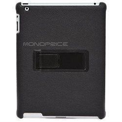 KickStand Cover for iPad? 3 and iPad 4 - Black