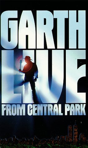 Garth Live from Central Park [VHS]