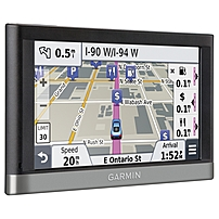 Garmin Nuvi 2557lmt 5-inch Portable Vehicle Gps With Lifetime Maps And Traffic 010-01123-23