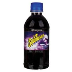 Sqwincher 12 Ounce Ready To Drink Bottle Grape Electrolyte Drink (24 Each Per...