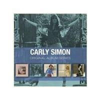 Carly Simon - Original Album Series (5 CD Box Set) (Music CD)