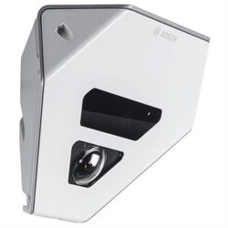 Bosch FLEXIDOME corner Surveillance Camera - Color, Monochrome - Board Mount - CCD - Cable