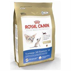 Royal Canin Dry Cat Food, Siamese 38 Formula, 2.5-Pound Bag