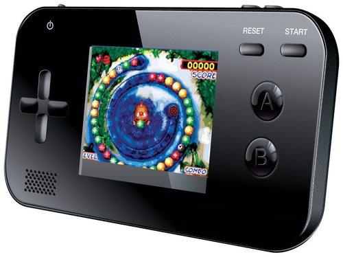 Dreamgear Dgun-2573 My Arcade Handheld Portable Arcade Video Gaming System - Black