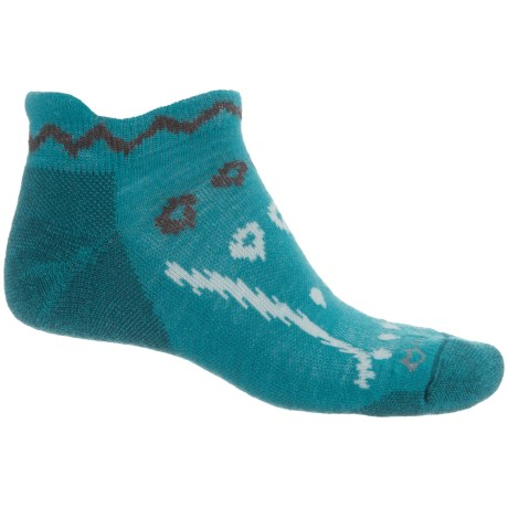 Batik Heel Tab Socks - Ankle (for Men And Women)