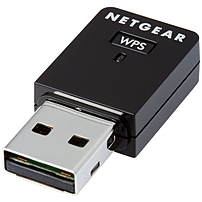 P The NETGEAR N300 Wireless USB Mini Adapter allows you to upgrade older laptop's WiFi and connect to WiFi hotspots