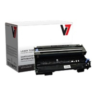 V7 V7dr400 Laser Toner For Select Brother Printers - Replaces Dr400