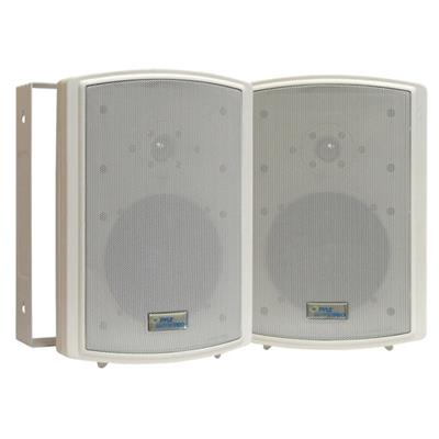 Pyle Pdwr63 6.5'' Indoor/outdoor Waterproof On Wall Speakers - Pair