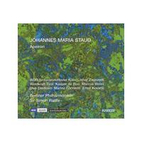 Johannes Maria Staud - Aperion (Rattle, Berliner Philharmoniker) (Music CD)